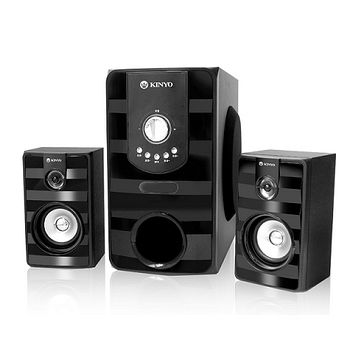 KINYO2.1聲道重低音音箱KY-7380