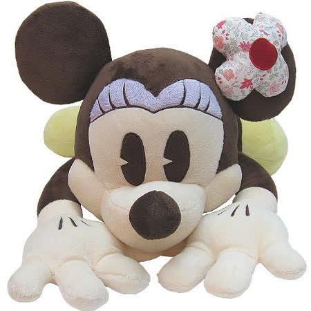 【波克貓哈日網】迪士尼系列◇玩偶 / 抱枕◇《米妮圖案》