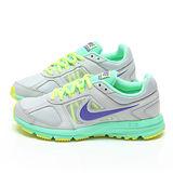 NIKE女款 AIR RELENTLESS輕量運動鞋616597009-白灰