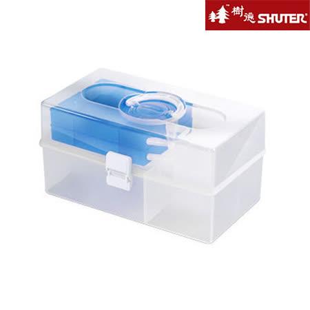 (團購)【SHUTER樹德】TB-503學生手提收納箱