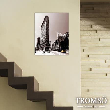 TROMSO時尚無框畫/世界之旅(城市時代)