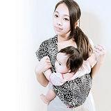 Una 無環哺乳嬰兒背巾(華麗肯亞)