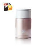 【德國HOPE歐普】悶燒罐系列-800ml可提式304不鏽鋼雙層真空保溫罐-浪漫藕