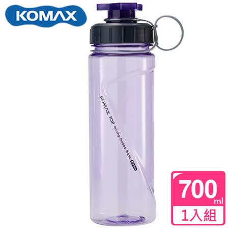 KOMAX 指攜式水壺 紫 700ml (20617)