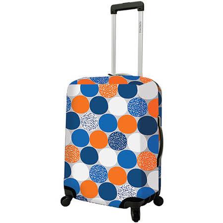 《DQ》24吋行李箱套(普普)