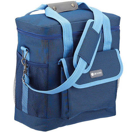 《KitchenCraft》保冷野餐背袋(海藍14L)