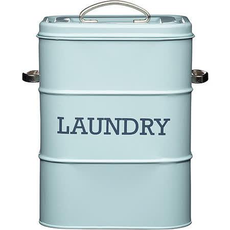 《KitchenCraft》復古洗衣粉收納罐(藍)
