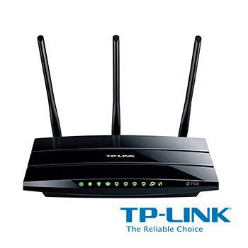 TP-LINK N750 無線雙頻Gigabit路由器 TL-WDR4300
