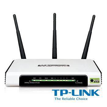 TP-LINK 300Mbps 無線 N 路由器 TL-WR940N