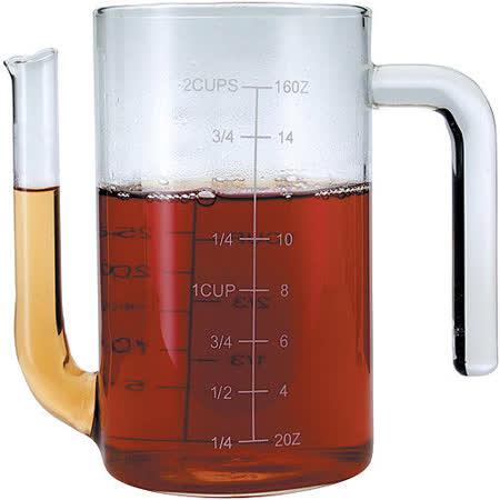 《Master》量杯隔油杯(450ml)
