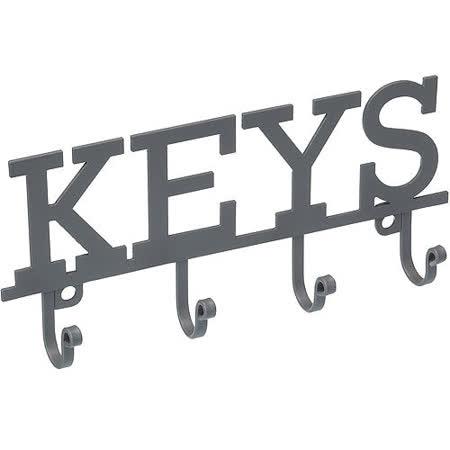 《KitchenCraft》鑄鐵收納掛架