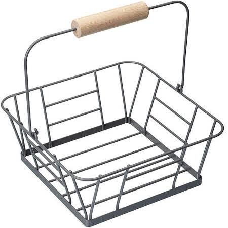《KitchenCraft》鑄鐵提籃(25cm)