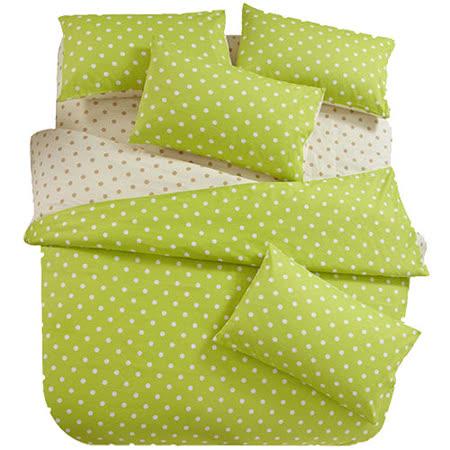 Aileen-檸檬幕斯-柔絲絨加大四件式被套床包組
