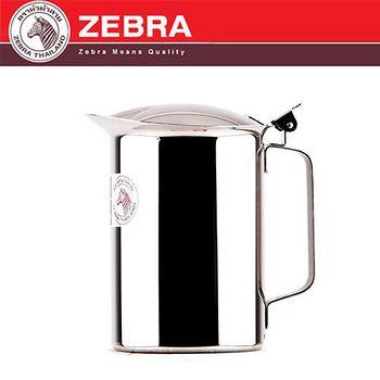 斑馬 ZEBRA 304不鏽鋼掀蓋式冷水壺 1.5L