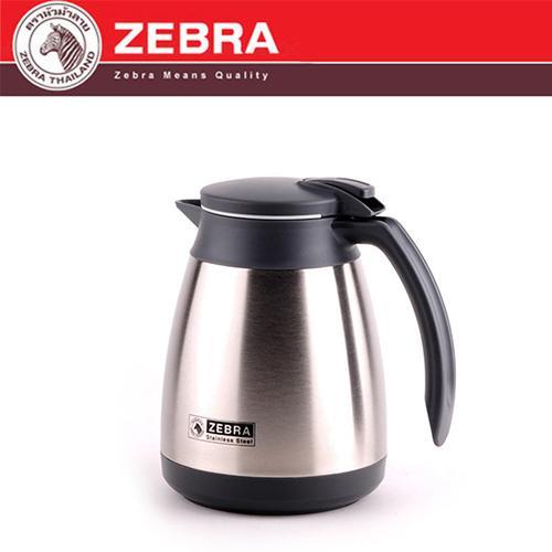 斑馬 ZEBRA 304不鏽鋼咖啡真空保溫壺 1L