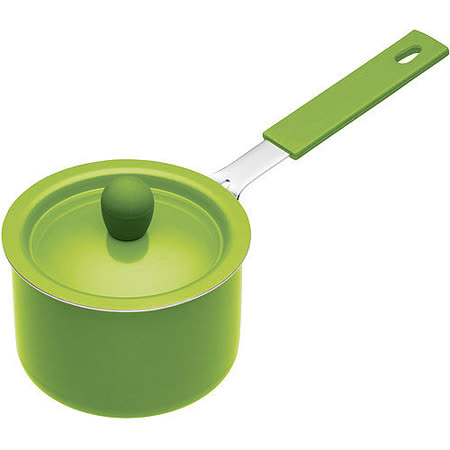 《KitchenCraft》不沾迷你醬料鍋(綠)
