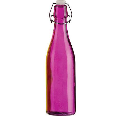 《KitchenCraft》彩色玻璃水瓶(500ml)