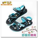 【G.P】時尚休閒涼鞋~G9169W-21(淺藍色)共三色