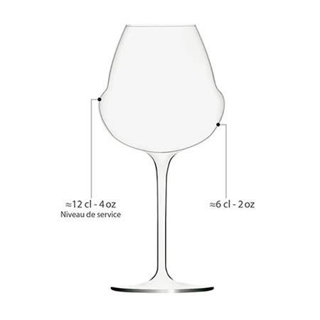《法國利曼酒器 Lehmann series》品釀之最系列/ 品酒杯(2入)-350ml