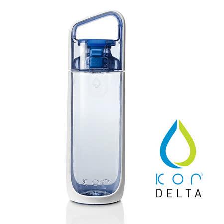 【美國KORwater】KOR Delta隨身水瓶-冰晶藍/750ml