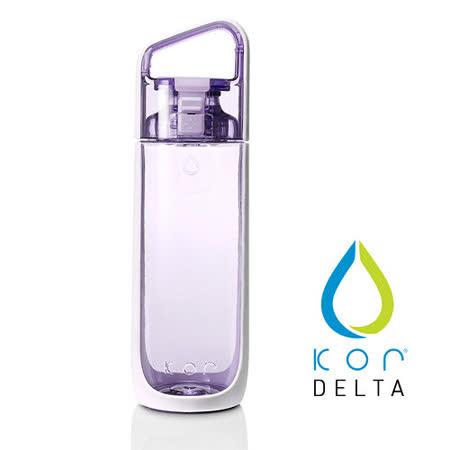 【美國KORwater】KOR Delta隨身水瓶-薰衣草紫/750ml