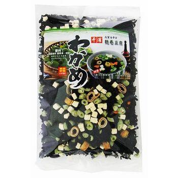 千浦麩卷豆腐海帶芽 90g
