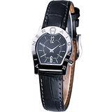 AIGNER 經典馬蹄系列女用時尚腕錶 AGA22220