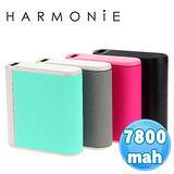 HARMONiE 7800mAh 2A 呼吸燈 智慧觸控式行動電源 [附收納套]