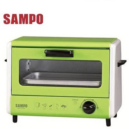 『SAMPO』☆聲寶 6L定時烤箱KZ-PH06 /KZPH06