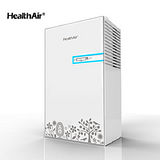 HealthAir 2014全新 環保節能迷你防潮除濕機 白色 (EPI610W)