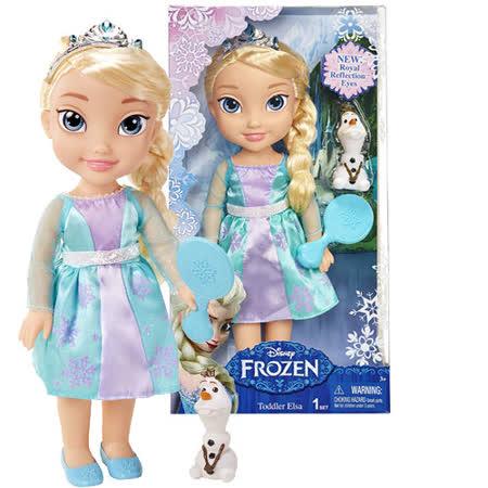 《FROZEN》冰雪奇緣娃娃-艾莎