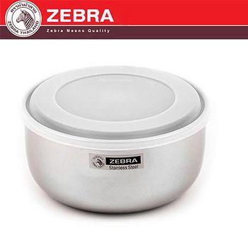 斑馬 ZEBRA 高型調理碗附蓋 18CM