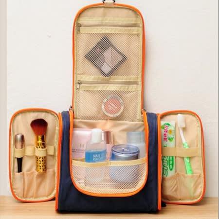 Bunny  第二代懸掛式可折疊大容量旅行收納盥洗包