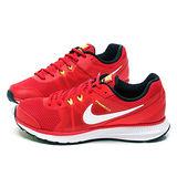 NIKE男款 ZOOM WINFLO輕量慢跑運動鞋684488600-紅
