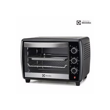 【部落客推薦】gohappy線上購物【Electrolux 伊萊克斯】Rio 專業級旋風25L烤箱 (EOT5004K)效果欣欣 百貨