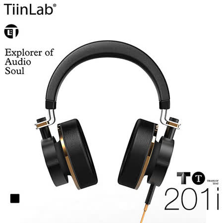 TiinLab TBass of TFAT TT T低音系列耳罩式耳機 TT201i