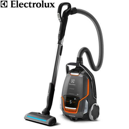 【Electrolux 伊萊克斯】New UltraOne 旗艦級 極靜電動除螨吸塵器 (ZUO9927)