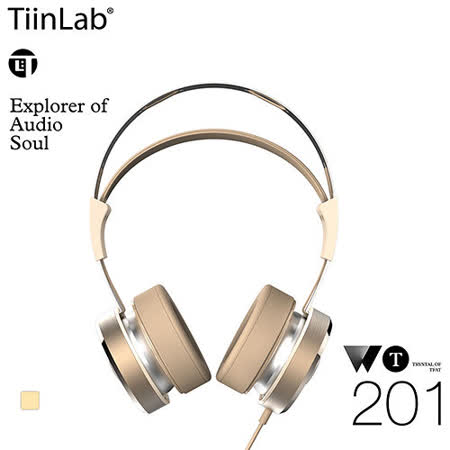 TiinLab Whisper of TFAT WT 耳語系列 耳罩式耳機 WT201