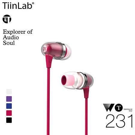 TiinLab Whisper of TFAT WT 耳語系列 入耳式耳機 WT231