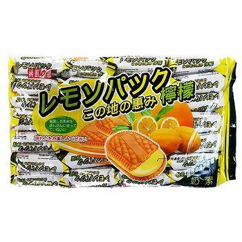 函館檸檬夾心餅 600g