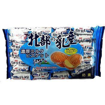 函館北部的乳產牛奶夾心餅 600g