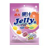 義美寶吉果汁Jelly糖綜合水果147g