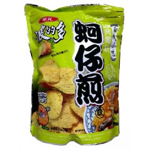 華元華元波的多洋芋片-蚵仔煎味315g