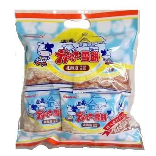 優群北海道牛乳仙貝 240g包