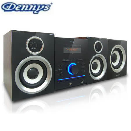 Dennys 2.1重低音DVD組合音響(MD-380SW) 送8G隨身碟