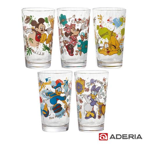 ~ADERIA~ 迪士尼系列戶外玻璃杯套組