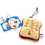 日本進口Doraemon哆啦A夢【記憶吐司】拭淨布防塵塞