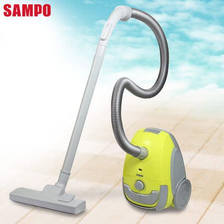 SAMPO聲寶 可調速紙袋型吸塵器 EC-SA35CB