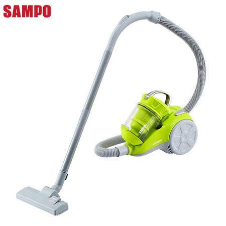 SAMPO聲寶 免紙袋吸力不減吸塵器 EC-PB35CY