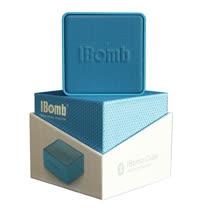 IBomb EX500藍牙無線喇叭-藍